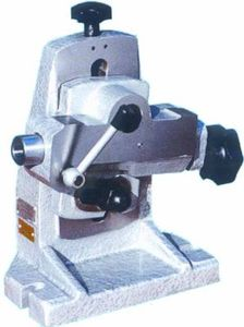 Adjustable tailstock for 12 rotary table for 12 rotary table