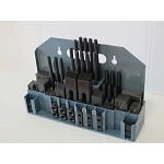 58 Pieces Clamping Kit  3/8