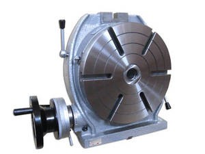 "12"" Precision Horizontal and Vertical Rotary Table"
