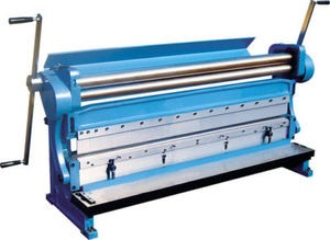 "52"" Shear, Brake and Roll Machine - 16 gauge"