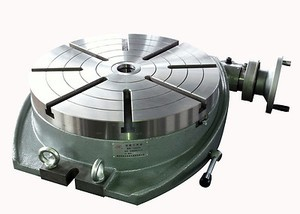 "20"" Precision Horizontal Rotary Table"